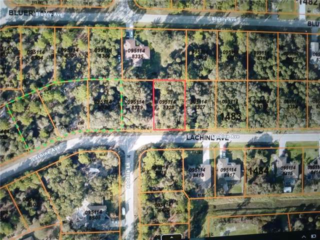 Lachine Avenue, North Port, FL 34291 (MLS #C7433542) :: Sarasota Gulf Coast Realtors