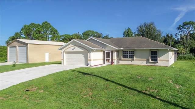3298 Shawnee Terrace, North Port, FL 34286 (MLS #C7433558) :: Zarghami Group