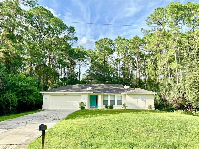 3754 Horace Avenue, North Port, FL 34286 (MLS #C7433564) :: Rabell Realty Group