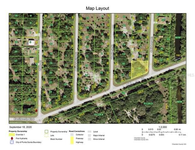 19712 Kenilworth Boulevard, Port Charlotte, FL 33954 (MLS #C7433593) :: Rabell Realty Group