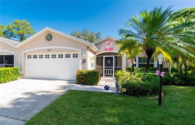 1324 Hedgewood Circle, North Port, FL 34288 (MLS #C7433613) :: Baird Realty Group