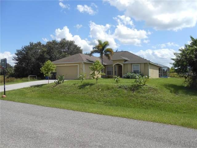 8113 Holster Avenue, North Port, FL 34287 (MLS #C7433615) :: KELLER WILLIAMS ELITE PARTNERS IV REALTY