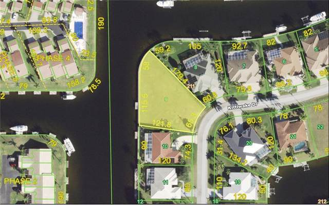 1450 Kittiwake Drive, Punta Gorda, FL 33950 (MLS #C7433618) :: Griffin Group