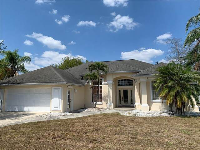 22318 Peachland Boulevard, Port Charlotte, FL 33954 (MLS #C7433652) :: Keller Williams Realty Peace River Partners