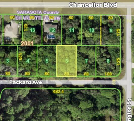14174 Packard Avenue, Port Charlotte, FL 33953 (MLS #C7433665) :: Heckler Realty