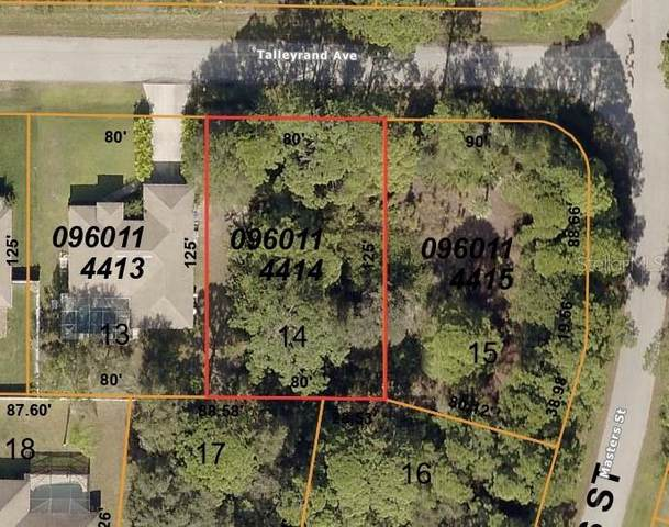 Talleyrand Avenue, North Port, FL 34286 (MLS #C7433816) :: Young Real Estate