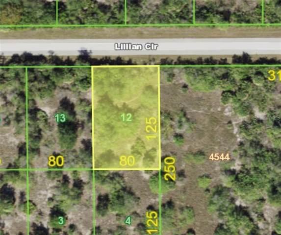 14823 Lillian Circle, Port Charlotte, FL 33981 (MLS #C7433850) :: Baird Realty Group