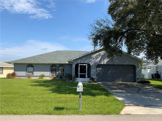616 Vinca Rosea, Punta Gorda, FL 33955 (MLS #C7433853) :: Burwell Real Estate