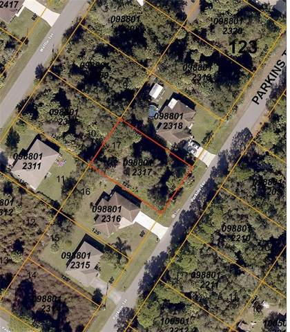 Parkins Terrace, North Port, FL 34286 (MLS #C7433856) :: Burwell Real Estate