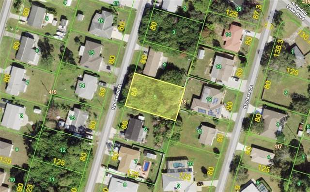 641 Norwood Street NW, Port Charlotte, FL 33952 (MLS #C7433977) :: Carmena and Associates Realty Group