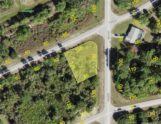 12275 Bacchus Road, Port Charlotte, FL 33981 (MLS #C7433983) :: The Figueroa Team