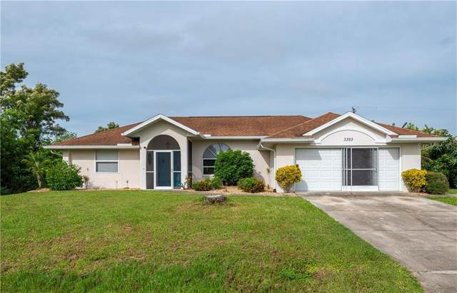 3393 Sulstone Drive, Punta Gorda, FL 33983 (MLS #C7434047) :: Carmena and Associates Realty Group