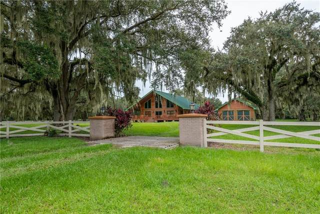 26055 Harrison Road, Myakka City, FL 34251 (MLS #C7434050) :: Griffin Group