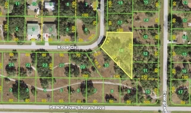 272 Rose Circle, Punta Gorda, FL 33982 (MLS #C7434182) :: Griffin Group