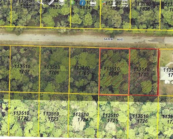Skrip Avenue 3 And 4, North Port, FL 34288 (MLS #C7434185) :: Griffin Group