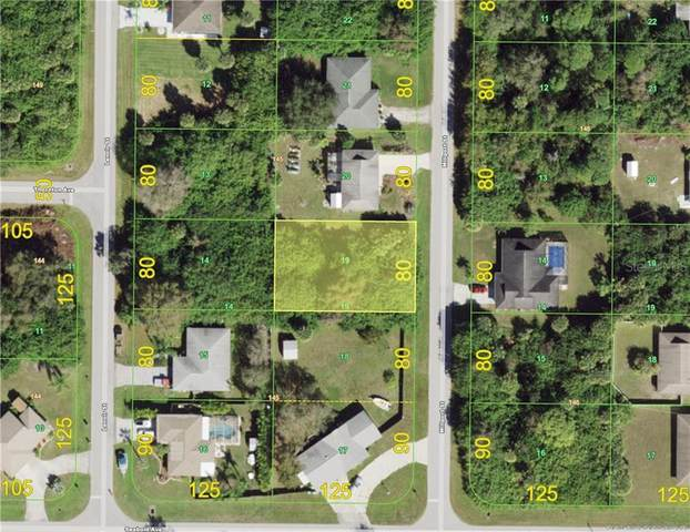 284 Millport Street NW, Port Charlotte, FL 33948 (MLS #C7434409) :: Griffin Group