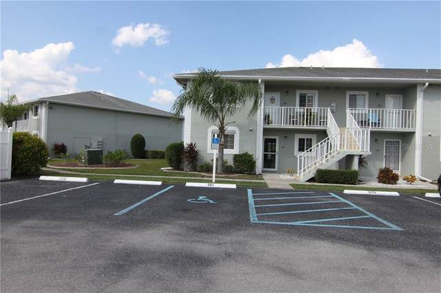3310 Loveland Boulevard #201, Port Charlotte, FL 33980 (MLS #C7434486) :: Your Florida House Team
