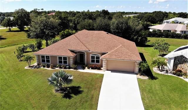 25233 Padre Lane, Punta Gorda, FL 33983 (MLS #C7434489) :: Team Bohannon Keller Williams, Tampa Properties
