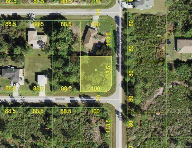 12180 Shellnut Avenue, Port Charlotte, FL 33981 (MLS #C7434499) :: The Figueroa Team