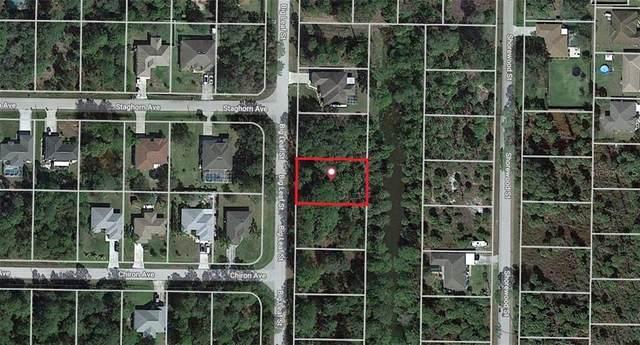 Lot 4 Big Leaf Street, North Port, FL 34286 (MLS #C7434525) :: Team Buky