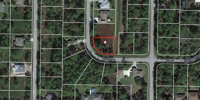 Lot 1 Trinity Street, North Port, FL 34291 (MLS #C7434529) :: The Heidi Schrock Team