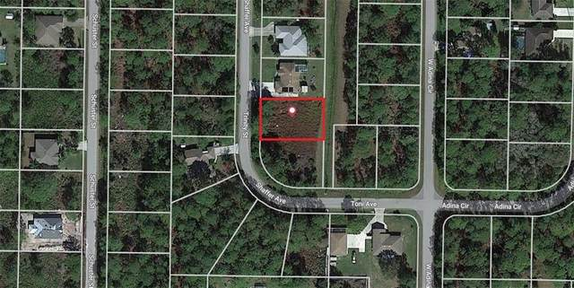 Lot 2 Trinity Street, North Port, FL 34291 (MLS #C7434531) :: Cartwright Realty