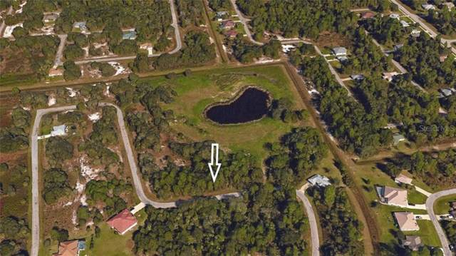 Waller Road, North Port, FL 34288 (MLS #C7434543) :: Premium Properties Real Estate Services