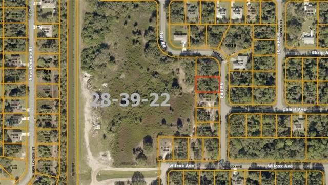 Nell Road, North Port, FL 34288 (MLS #C7434547) :: Premium Properties Real Estate Services