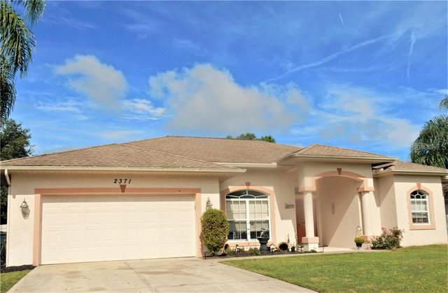 2371 Zuyder Terrace, North Port, FL 34286 (MLS #C7434566) :: Griffin Group
