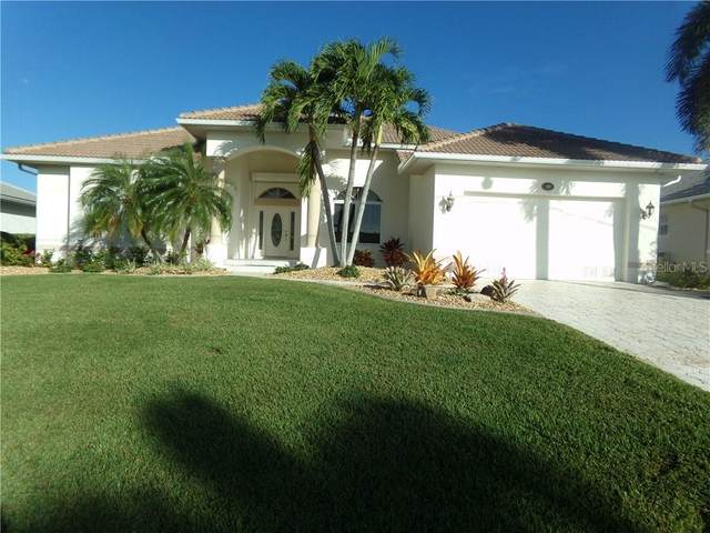460 Macedonia Drive, Punta Gorda, FL 33950 (MLS #C7434637) :: Sarasota Gulf Coast Realtors