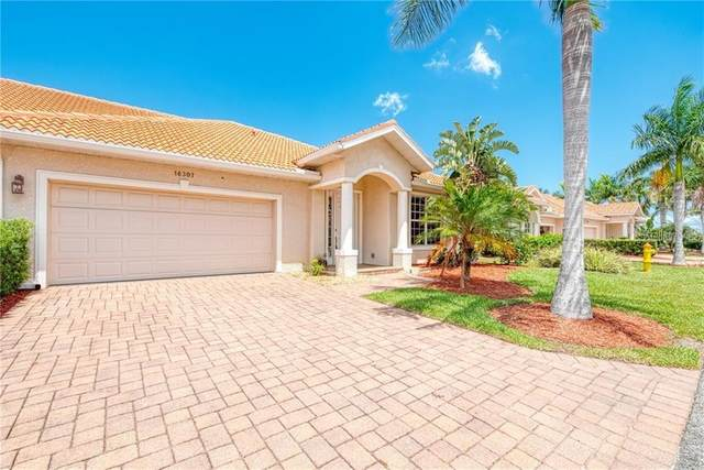 16307 Sunset Palms Boulevard #202, Punta Gorda, FL 33955 (MLS #C7434647) :: Kelli and Audrey at RE/MAX Tropical Sands