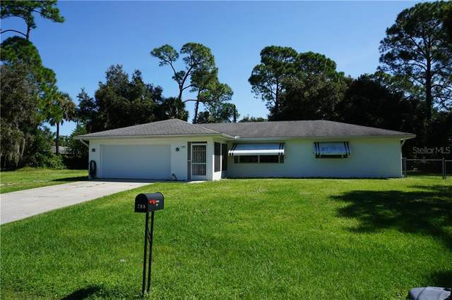 288 Ginger Street, Port Charlotte, FL 33954 (MLS #C7434648) :: Kelli and Audrey at RE/MAX Tropical Sands