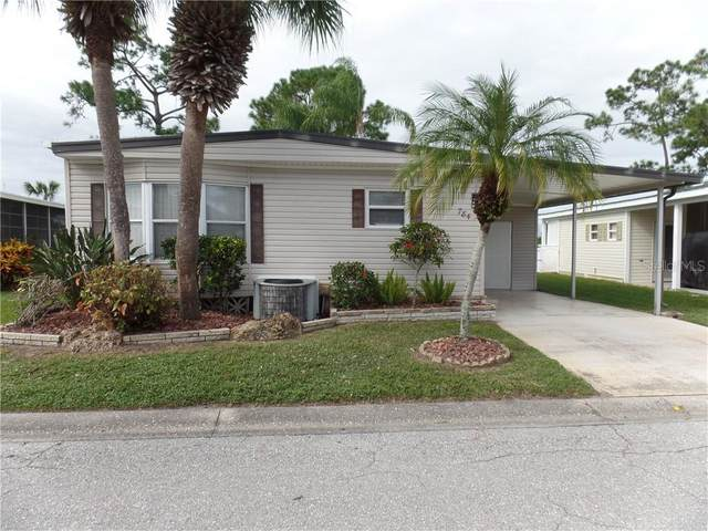 2100 Kings Highway #784, Port Charlotte, FL 33980 (MLS #C7434653) :: Baird Realty Group