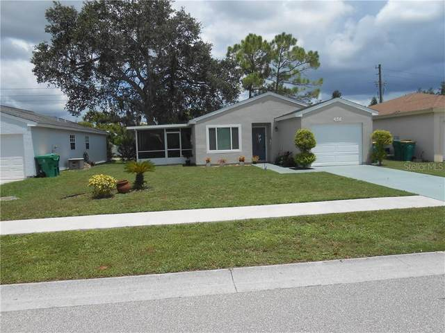 456 Hippel Street, Port Charlotte, FL 33954 (MLS #C7434680) :: Burwell Real Estate