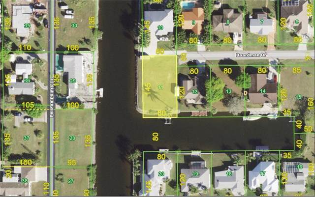 535 Boardman Drive, Punta Gorda, FL 33950 (MLS #C7434703) :: The Figueroa Team