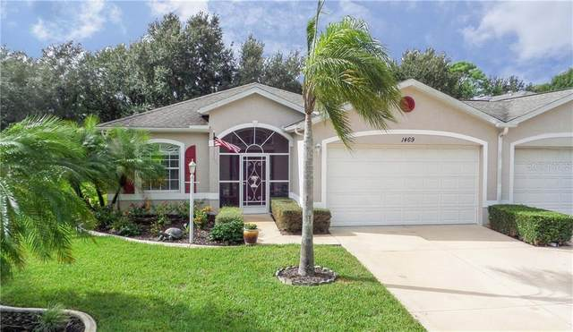 1469 Hedgewood Circle, North Port, FL 34288 (MLS #C7434709) :: Griffin Group