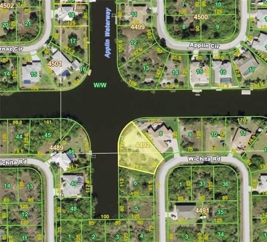 15094 Wichita Road, Port Charlotte, FL 33981 (MLS #C7434762) :: CENTURY 21 OneBlue