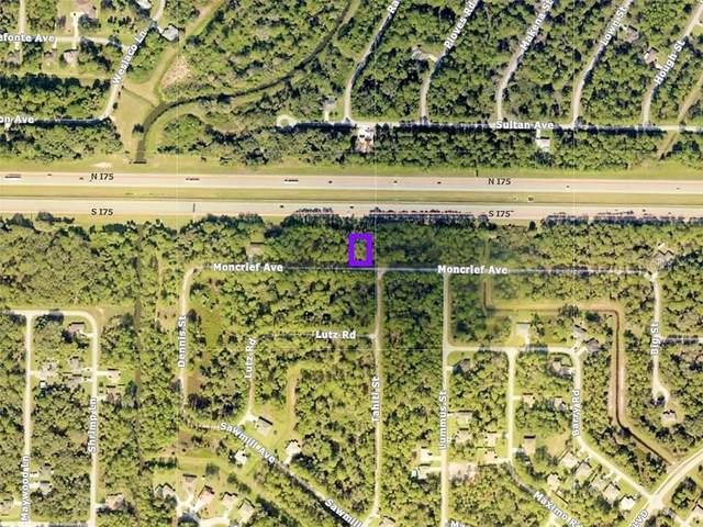 Moncrief Avenue, North Port, FL 34286 (MLS #C7434769) :: Delgado Home Team at Keller Williams