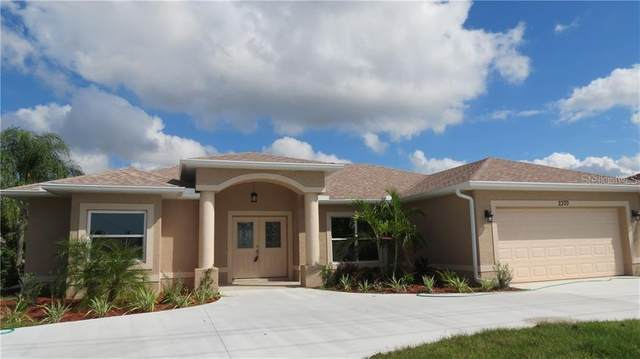 2091 New Castle Lane, Punta Gorda, FL 33983 (MLS #C7434792) :: Carmena and Associates Realty Group