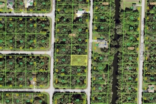 337 Shoreland Street, Port Charlotte, FL 33954 (MLS #C7434828) :: Griffin Group