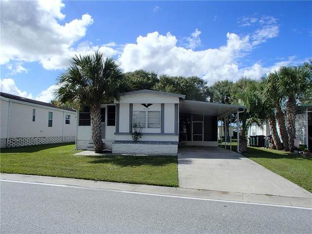 5791 Holiday Park Boulevard, North Port, FL 34287 (MLS #C7434830) :: Medway Realty