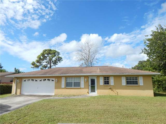 3111 Yukon Drive, Port Charlotte, FL 33948 (MLS #C7434840) :: Team Borham at Keller Williams Realty
