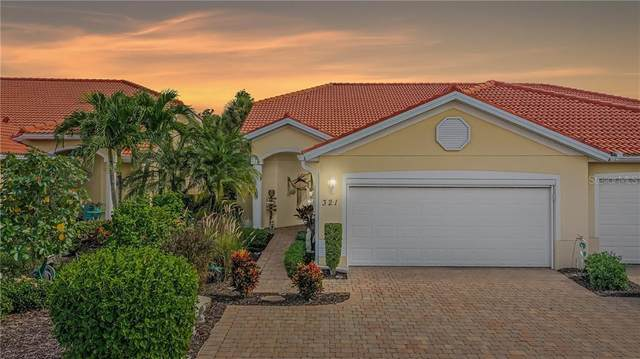321 Monaco Drive #9, Punta Gorda, FL 33950 (MLS #C7434853) :: Armel Real Estate