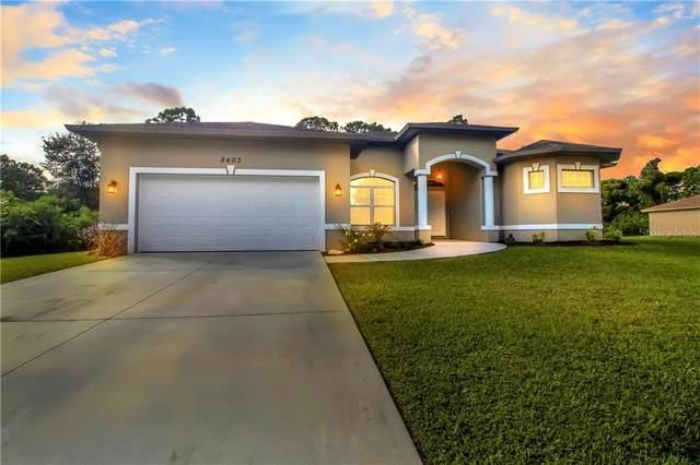 8403 Leona Avenue, North Port, FL 34291 (MLS #C7434860) :: Griffin Group