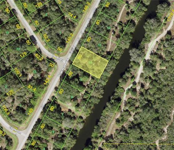 1498 Brightwater Terrace, Port Charlotte, FL 33953 (MLS #C7434891) :: Carmena and Associates Realty Group