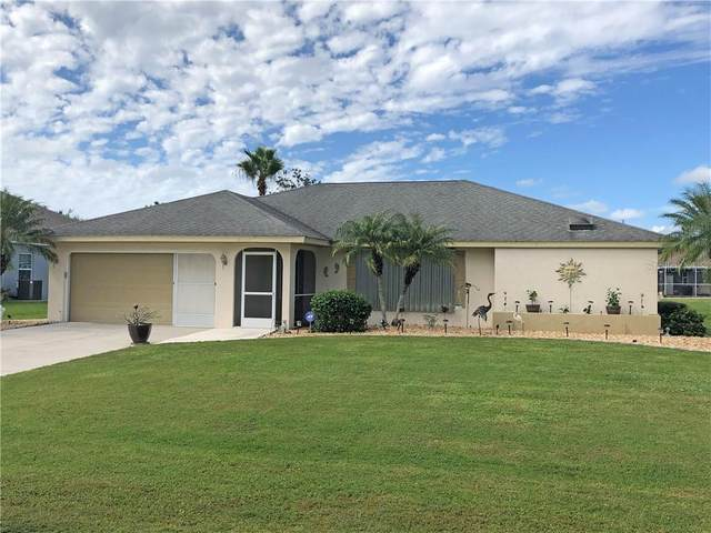 321 Pessoa Street, Punta Gorda, FL 33983 (MLS #C7434901) :: Carmena and Associates Realty Group