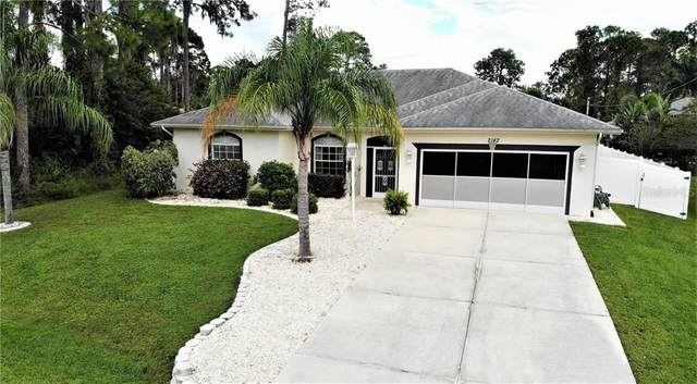 2142 S Chamberlain Boulevard, North Port, FL 34286 (MLS #C7434909) :: Griffin Group