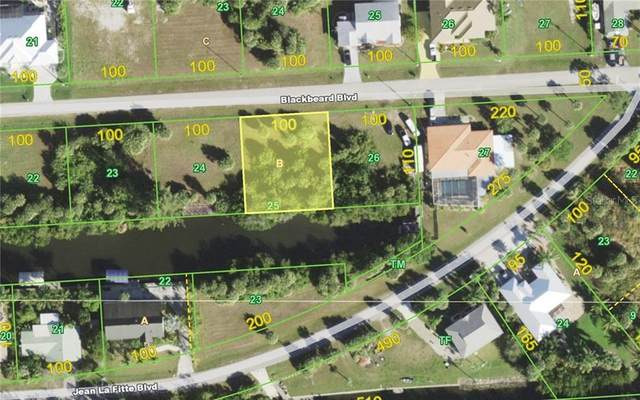 24329 Blackbeard Boulevard, Punta Gorda, FL 33955 (MLS #C7434915) :: Young Real Estate