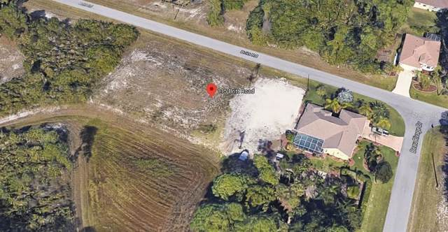 115 Britt Road, Rotonda West, FL 33947 (MLS #C7434916) :: The Nathan Bangs Group