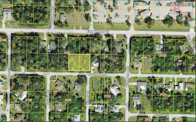 18506 Robinson Avenue, Port Charlotte, FL 33948 (MLS #C7434919) :: Pepine Realty